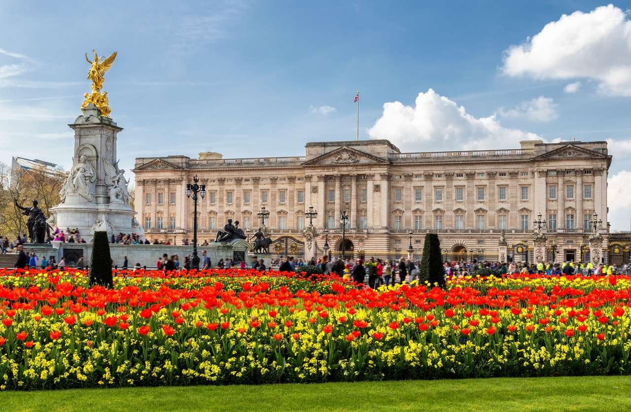 Бъкингамския дворец в Лондон