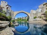 Gamla bron i Mostar