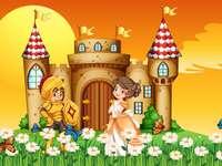 Lovag és hercegnő