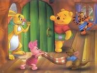 Nouvelles aventures Winnie Puchatka