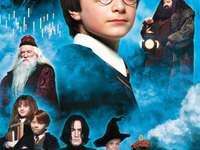Quidditch Gryffindor Puzzle.