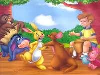 Aventures de Winnie Pooh