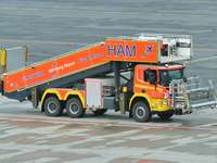 Hamburg flygplats