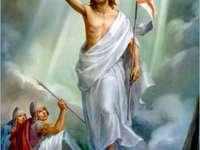 Jezus opgestaan