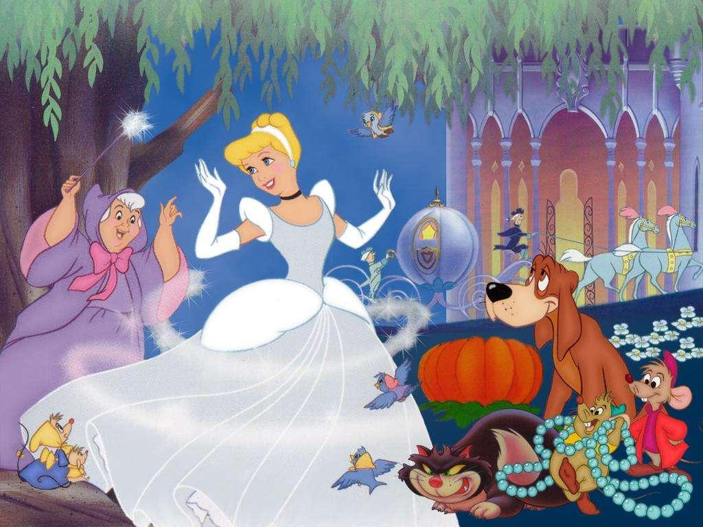 Cinderella (Film 1950) Puzzle