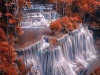 Thailand watervallen