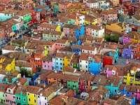 Italië-Burano.
