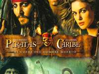 Os piratas do Caribe a cofre da morte