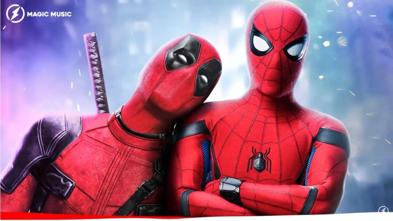 Spiderman y cómo este 2 se llama Escribir en KOM