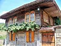 Zheravna aldeia em Bulgária