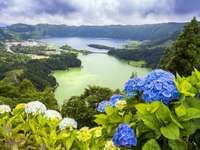 Azores Islands in Portugal