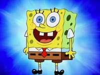 Super heureux spongebob