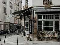 Rue Pavée - Paris