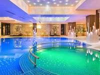 Burgas Hotel Spa area en Bulgaria