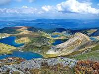 Krajobraz w Bułgarii