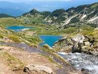 Landskap i Bulgarien