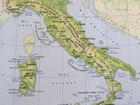 Fizikai Olaszország