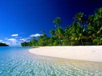 Napos tengerpart