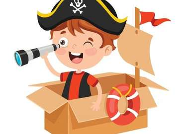 Animowany pirat