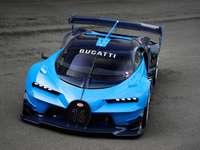 Bugatti Gran Turismo.