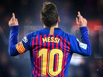 Lionel Andres Messi.