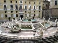Palermo-fontána