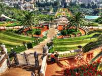 Pałacowe miasto z ogrodami