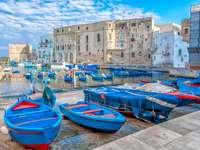 Сини лодки