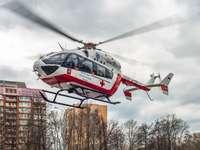 Medische helikopter
