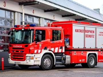 Fire Department Ried Austria