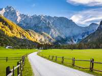 Julianische Alpen