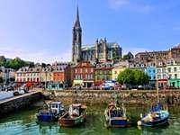 Hafen von Irland.