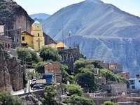 Argentinien - Berge, Kirche