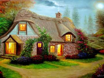 Reproduction - house