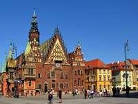 Mercado de Wroclaw.