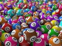 Boules de loto