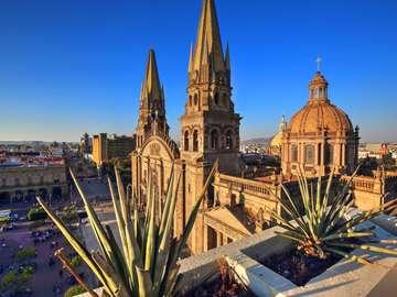 Catedrala din Mexic.