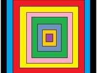 Piața colorată