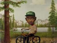Tyler, el creador - lobo