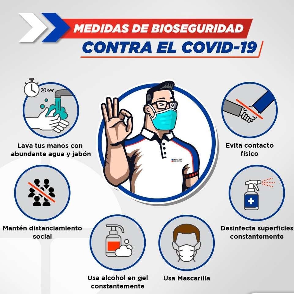 Biosafety Protocol Covend-19