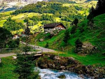 Green Switzerland.
