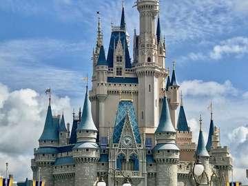 Castelul Disney.