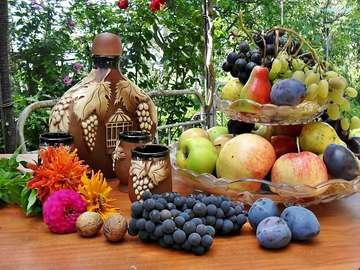 Frukt...