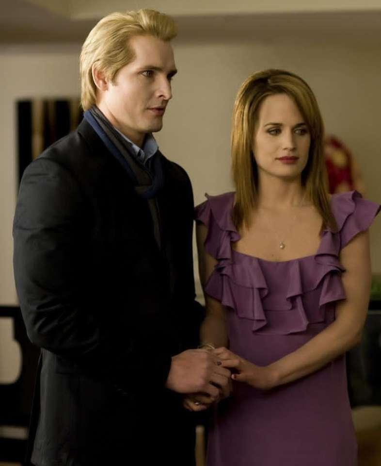 Carlisle Cullen és Esme Cullen