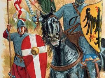 Gentlemen och medeltida soldater