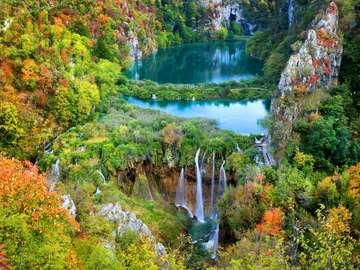 Nemzeti Park Horvátországban
