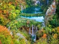 Parque Nacional na Croácia