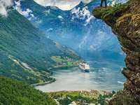 Норвегия.