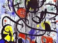 """""""Maj-68"""" av Joan Miro"""