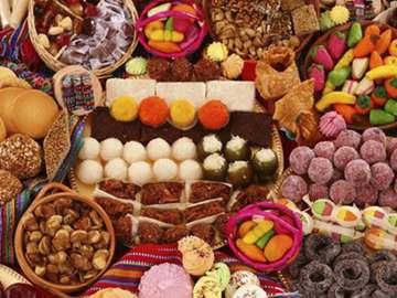 Mexicaanse snoepjes